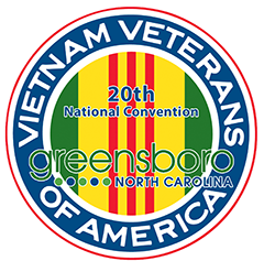 2021 VVA Convention logo